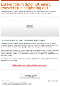 Template offerta singolo prodotto/servizio